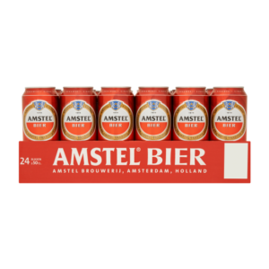 Amstel Bier Tray 24x50cl