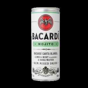 Bacardi Mojito 25cl