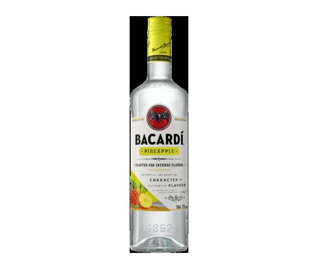 Bacardi Pineapple Fusion 70cl 1