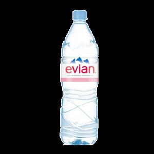 Evian mineraalwater 1.5L
